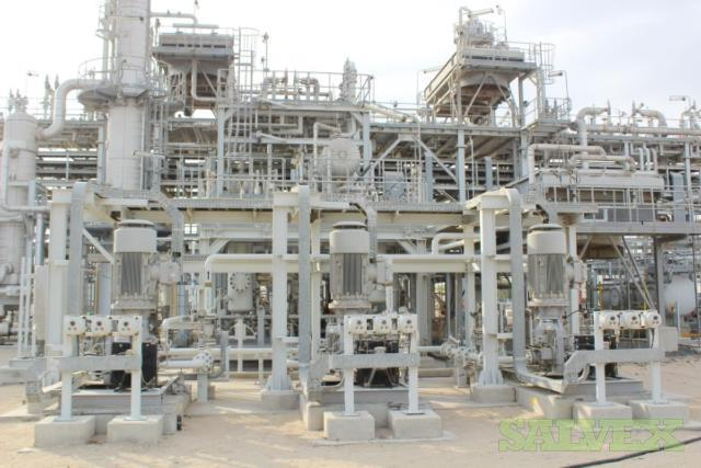 Gas Processing Plant (Amine Gas Sweetening, Dew Point Control & Condensate Stabilization)