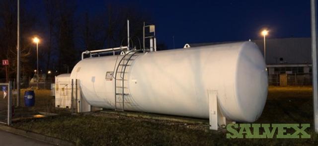 Petrol Tank (30,000 Liters)