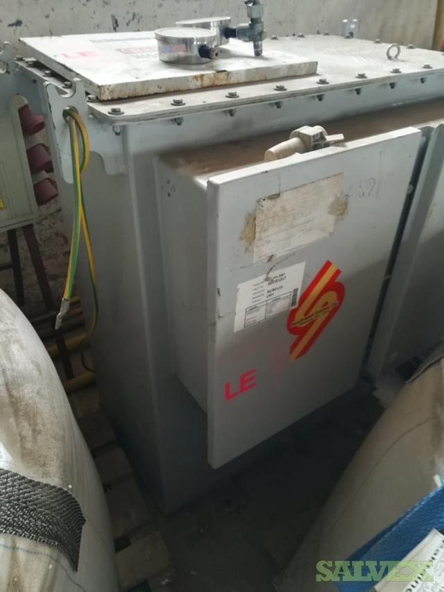 Southwest Step-Up Transformer 100 kVA