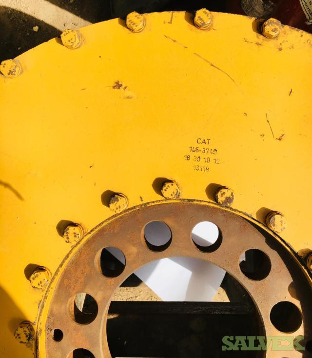 CAT 3516 Series Engine Vibration Crankshaft Damper (Part