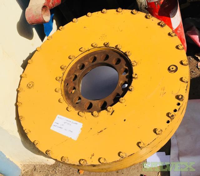 CAT 3516 Series Engine Vibration Crankshaft Damper (Part Number: 146-3740)