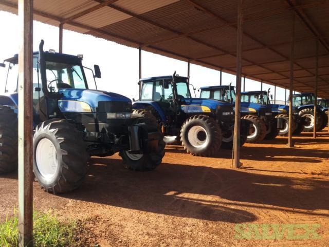 New Holland TM7020 Tractors 2013 (8 Units)