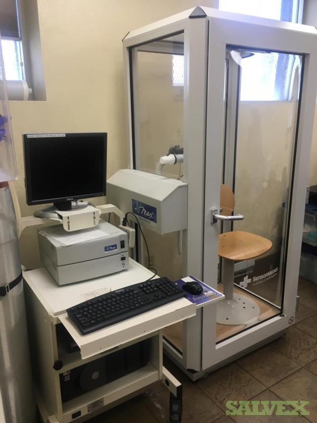 Sensormedics Vmax Spectra 22 Pulmonary Function System W/Vmax V62j Autobox