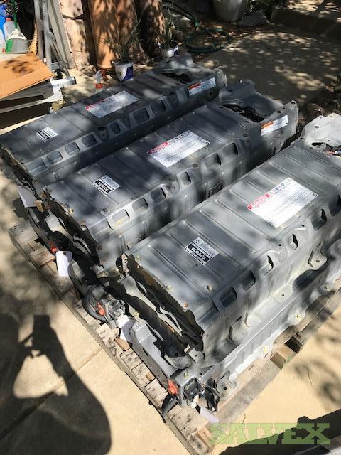 Toyota Prius Hybrid Batteries - 8 Units