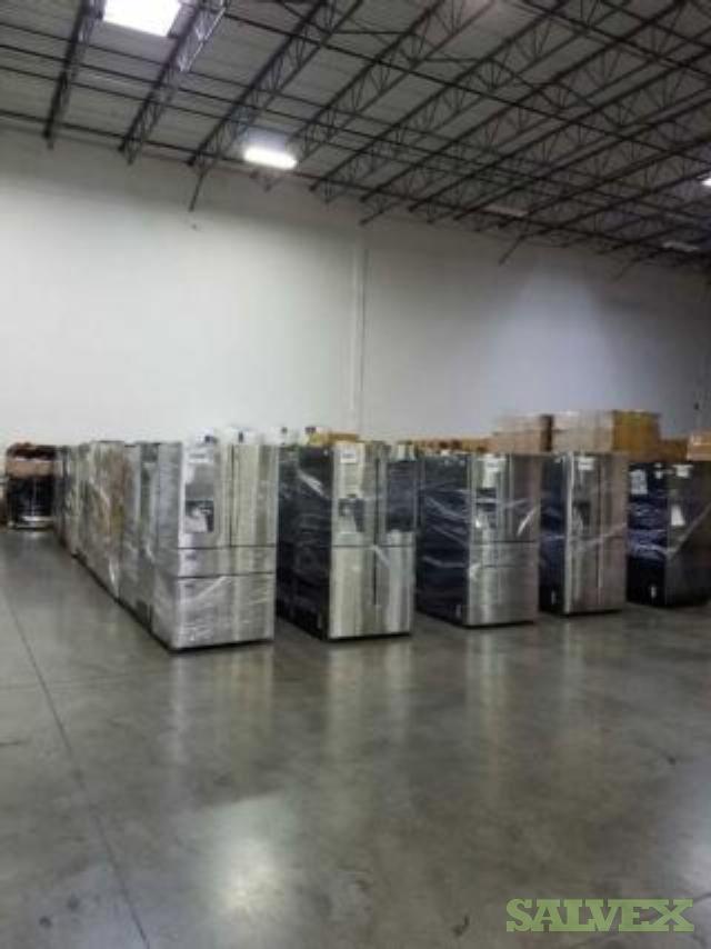 Samsung Refrigerators - Customer Returns (741 Units)