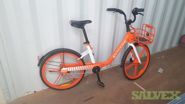 Mobikes (3,000 Units / 3 x 40ft Container Loads)