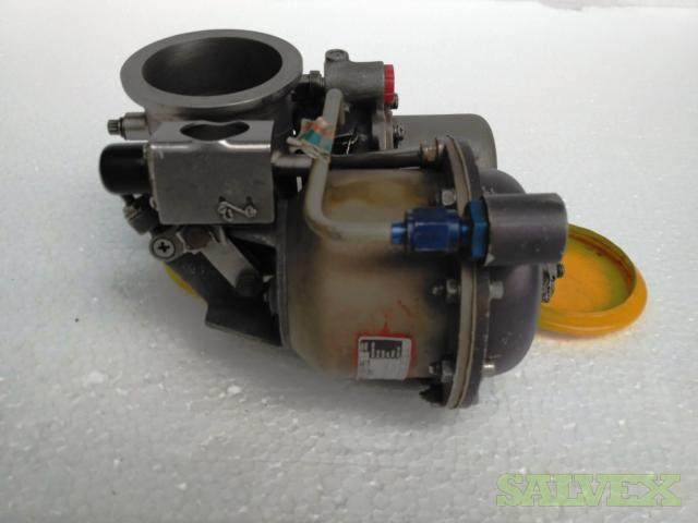 Fokker F-28 Spare Parts (MLG Actuator, Bleed Valve, Rudder Actuator, Fuel Pump) (7 Items)
