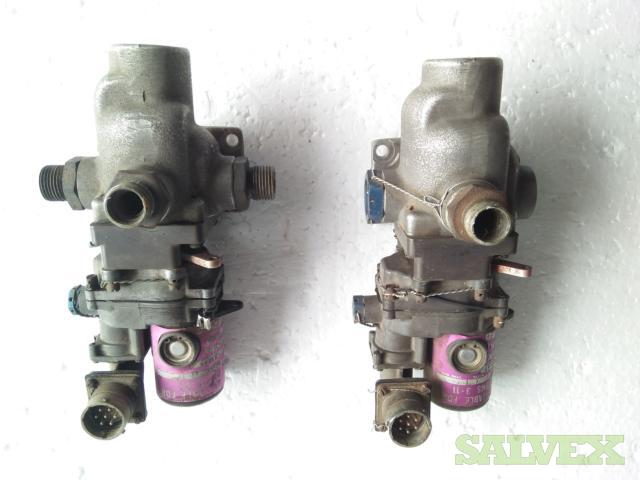 S/O Valves with Various P/N for Boeing B737/B747/DC-10 Aircrafts (24 Units)