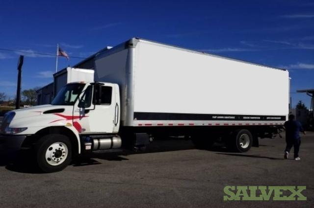 International Navistar 4300 Truck 2018 (1 Unit)