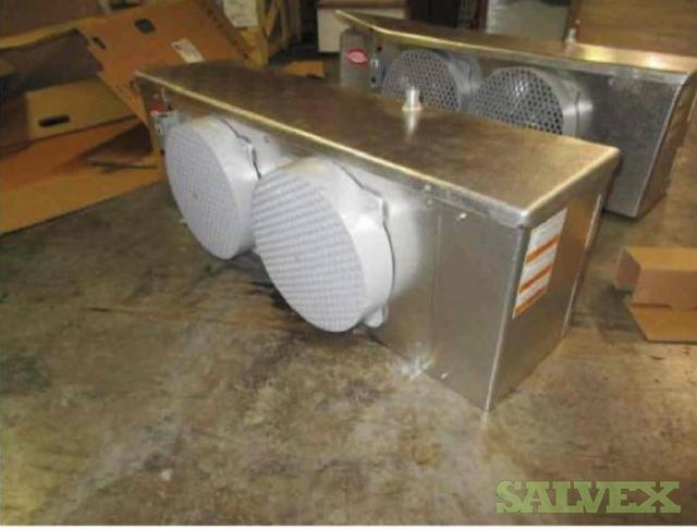Air Conditioning Parts, Condensers, Copper Tubing, Heat Pump, Pre- Assembled Evaporators
