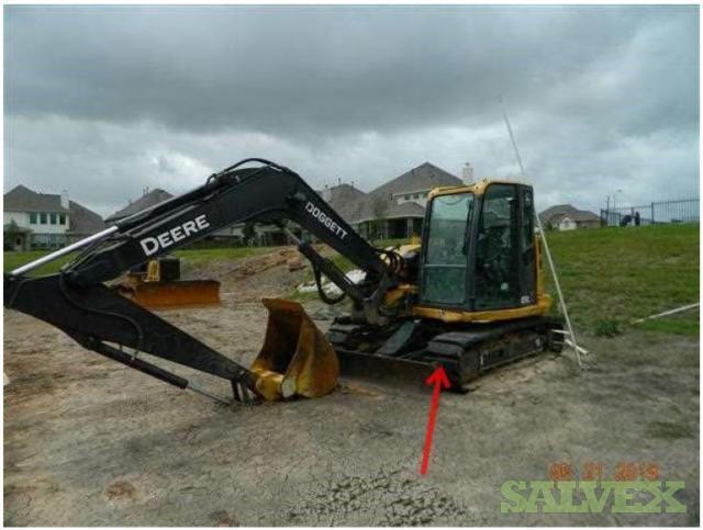 John Deere 85G Midi Excavator