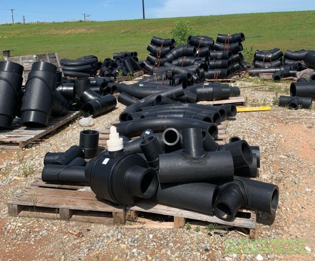 Polyethylene Pipe Fittings (167 Pipe Fittings)