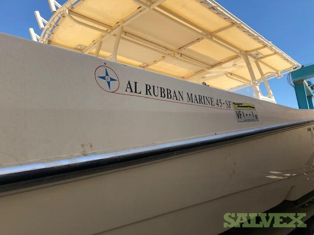 Al Rubban Marine Fishing Boat SF45