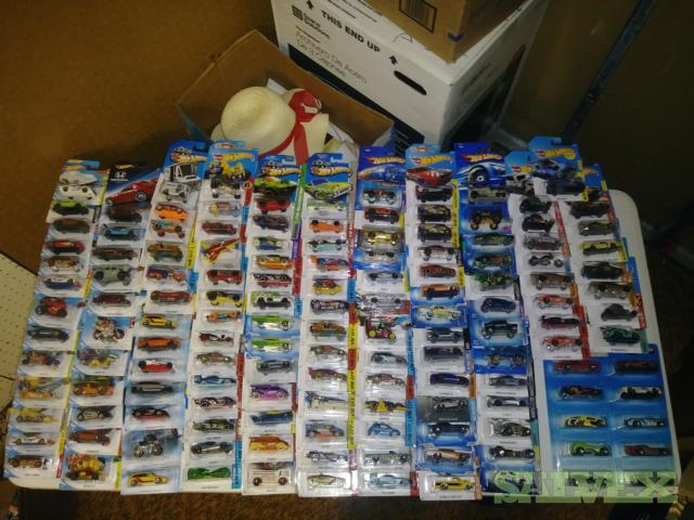 Hot Wheels Collector Cars (3,100 Cars)