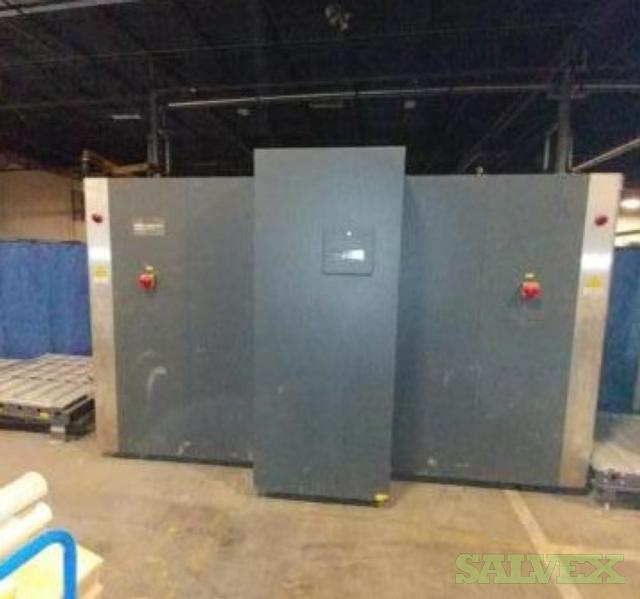 Smith's Detection Large format X-ray Scanners - Model HS145180  (2 Units)