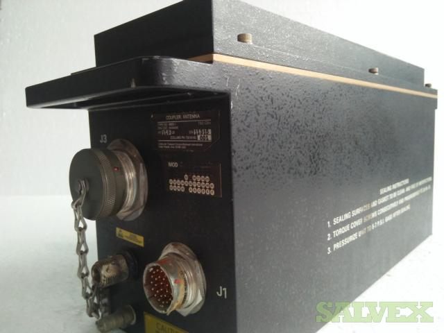 Boeing 737 Avionics: Transponders, Antenna Couplers,Transceivers, Receivers and GPWS Computers (18 Units)