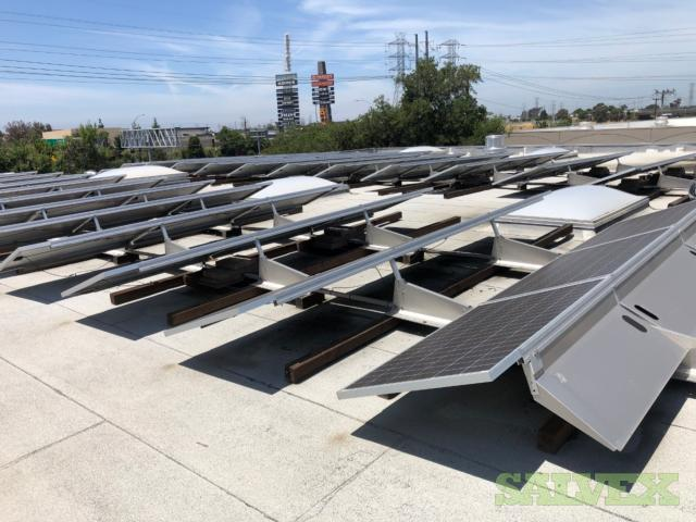 Evergreen Used Solar Panels- 180w (308 Units)
