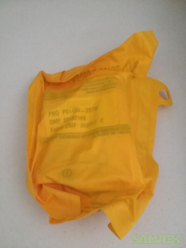 EAM Aircraft Inflatable Life Vests (6 Units)