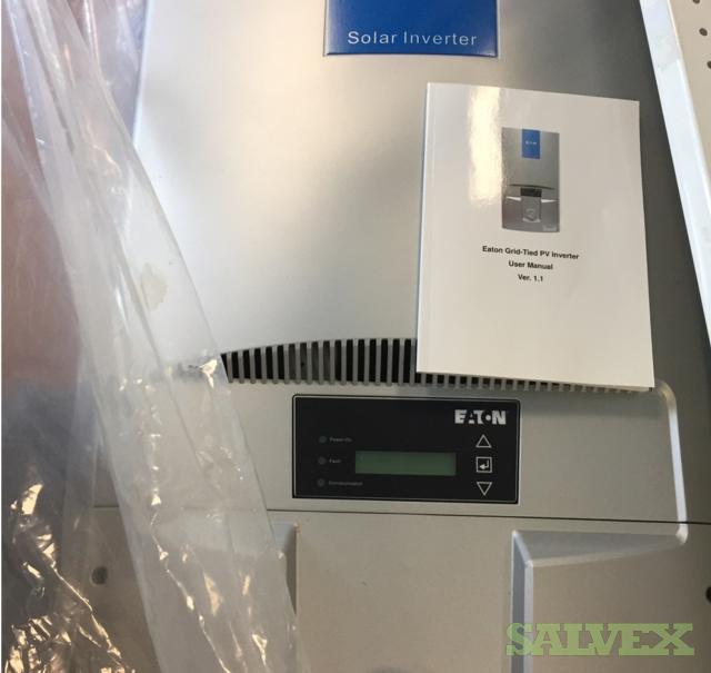 Eaton PV250 5000W Inverters (3 Units)