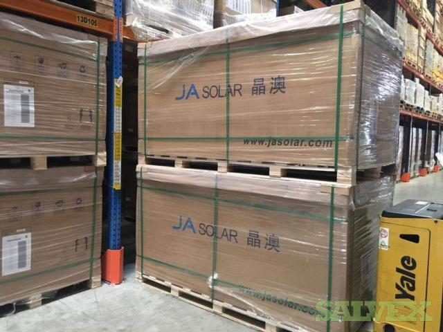 JA Solar - 335 Watt Poly Crystalline PV Modules (1,296 Units)