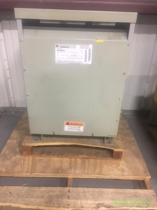 GE Dry Type Transformer 45 0 KVA, 3HP