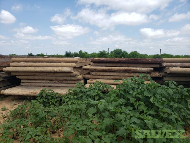 Used Rig Mats 10' X 30',  5,320,000 lbs