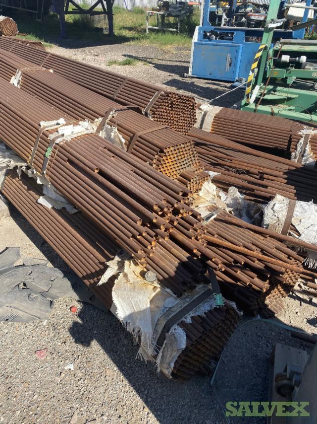 1OD 0.072WT SAE 1510 21 Surplus Tubing ID 7/8 (150,381 Feet / 48 Metric Tons)