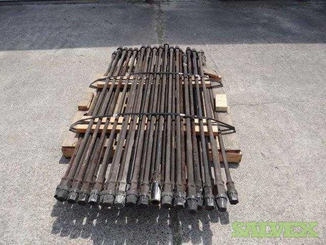 Weatherford T66 Pony Rods (103 Rods)