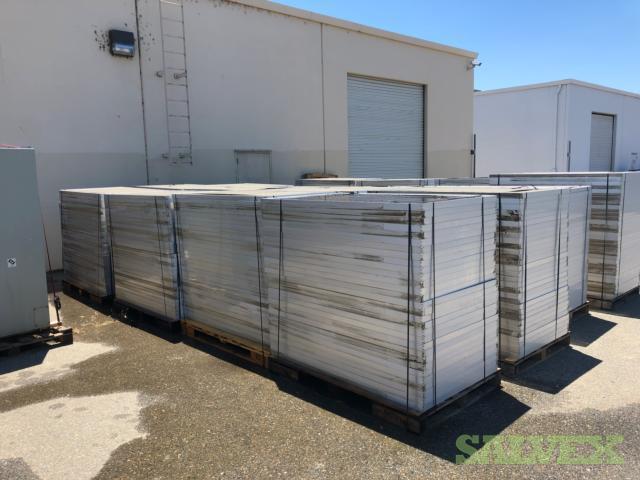 Sharp 208 Watt Poly Solar Panels (550 Pcs)