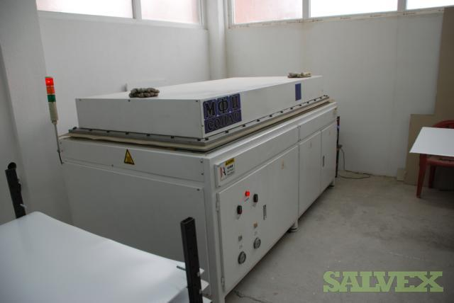 Ningbo SYE2211 Semi Automatic Solar Panel Laminator 2013