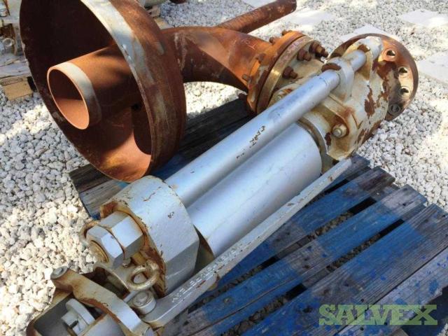 Weir Safety Relief Valves (7 Pieces)