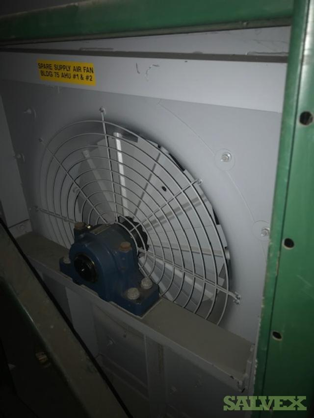 Twin City Fan and Blower Airfoil Centrifugal Fan ES-52