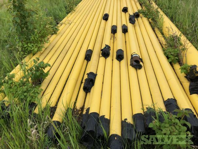 3 1/2 359 SS BE YJ 2K CSA Surplus Line Pipe (9,845 Feet)
