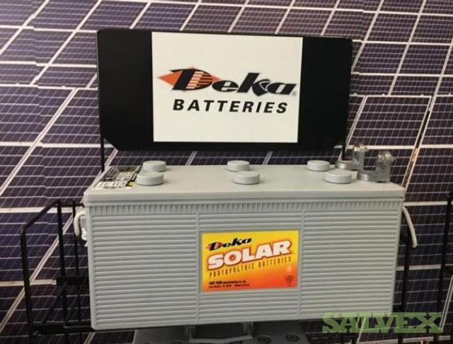 DEKA Batteries 8G4D LTP (210 Ah - 12 Volt )