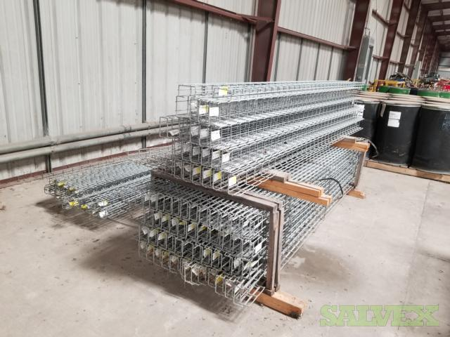 Cooper B-Line Aluminum Cable Tray / Basket Flex Tray, 10 and 20 Lengths (2,410 Ft)
