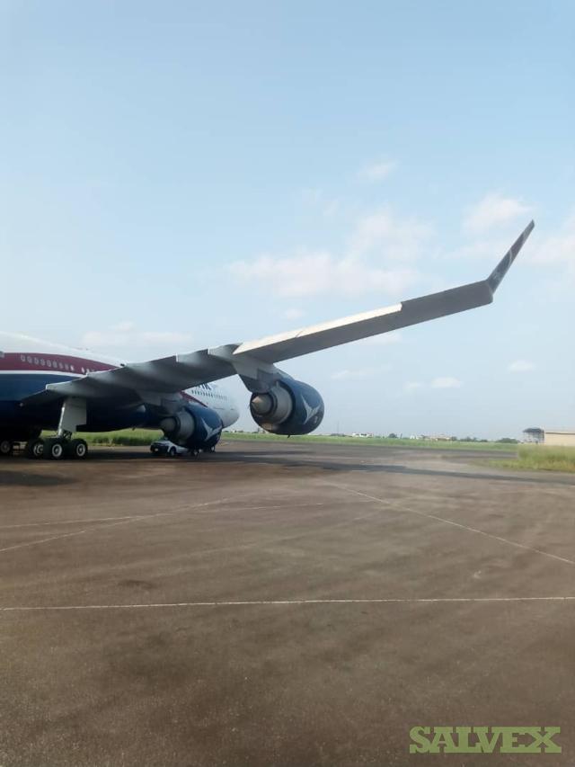Airbus A340-542 Aircraft 2008