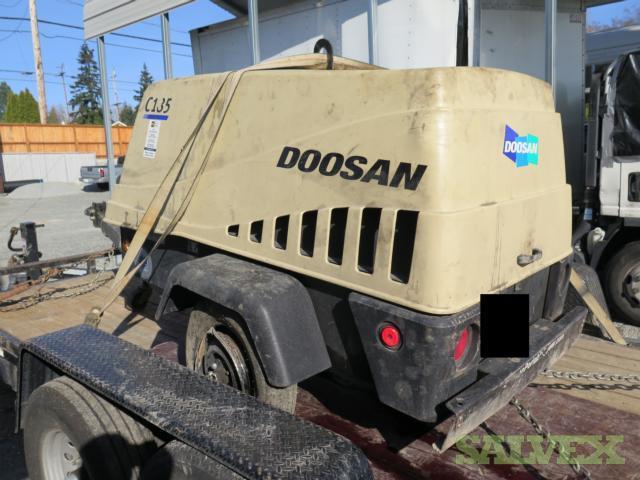 Doosan C185 Compressor 2015