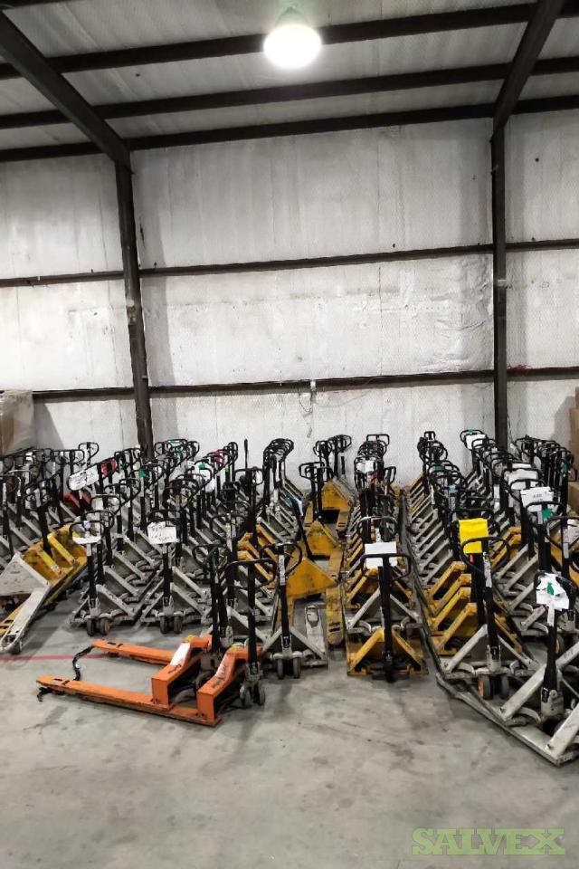 Crown PH50 Manual Pallet Jacks (100 Units / 1 Truckload)