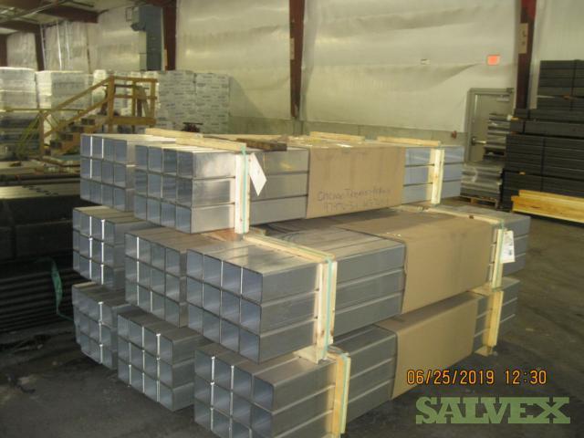Aluminum Extrusions (11,002 Lbs)