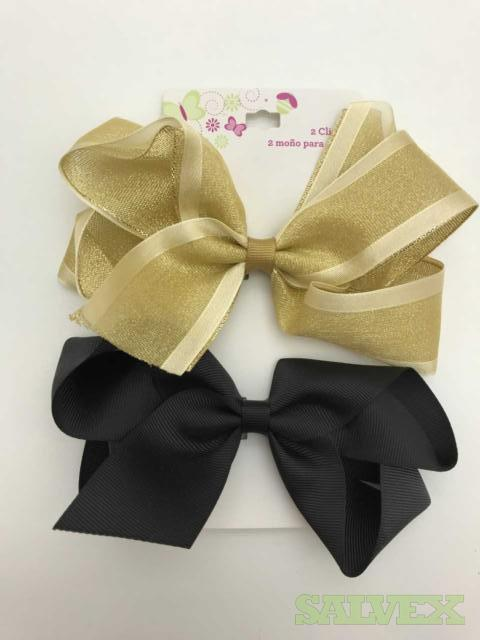 Hair Accessories (Bows, Headbands)