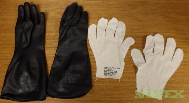Chemical Protection Gloves Small Sizes- 90 Cases Packed 72 (6,480 Sets)