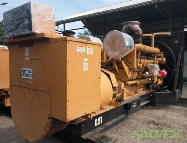 Caterpillar 3516B Open Type Generator 2001 (1 Unit)