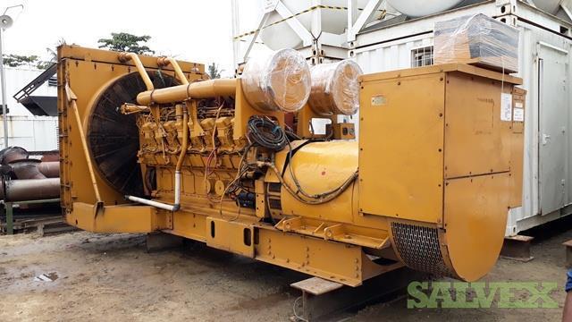 Caterpillar 3516A Open Type Generator 1995