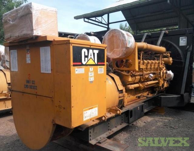 Caterpillar 3516A Open Type Generator 2004 (1 Unit)