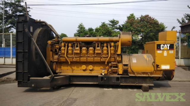 Caterpillar 3516A Open Type Generator 2003 (1 Unit)
