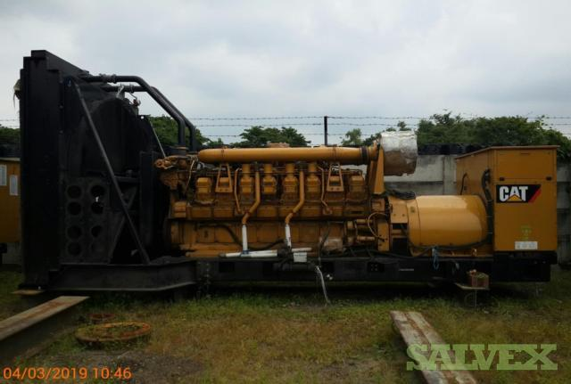 Caterpillar 3516 Open Type Generator 2008