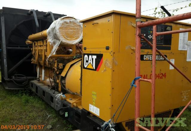 Caterpillar 3516 Open Type Generator 2008