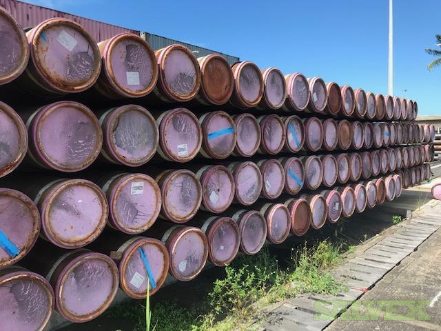 16 97# P110 Vam SLIJ II R3 Surplus Casing (3,520 Feet / 155 Metric Tons)