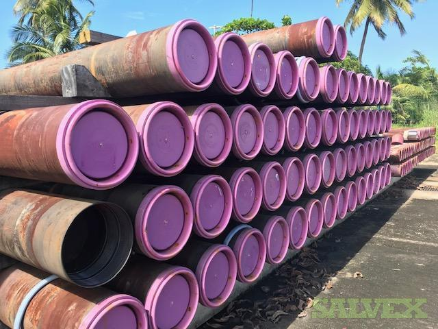 11 3/4 65# Q125 Vam SLIJ II R3 Surplus Casing (2,160 Feet)