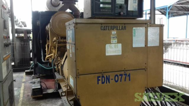 Caterpillar 3516B Open Type Generator 2002